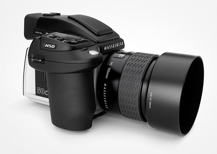 Már kapható a Hasselblad H5D-50c