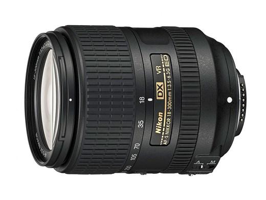 Könnyű 18-300-as zoom obit mutatott be a Nikon