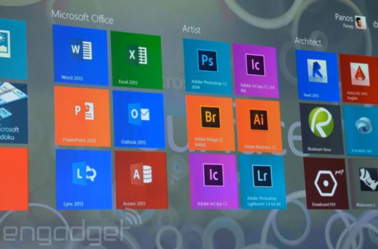 Érintőkijelzőre szánt Photoshopot fejleszt az Adobe