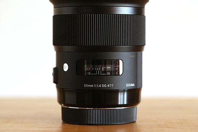 Teszt: Sigma 50mm f/1.4 DG HSM Art