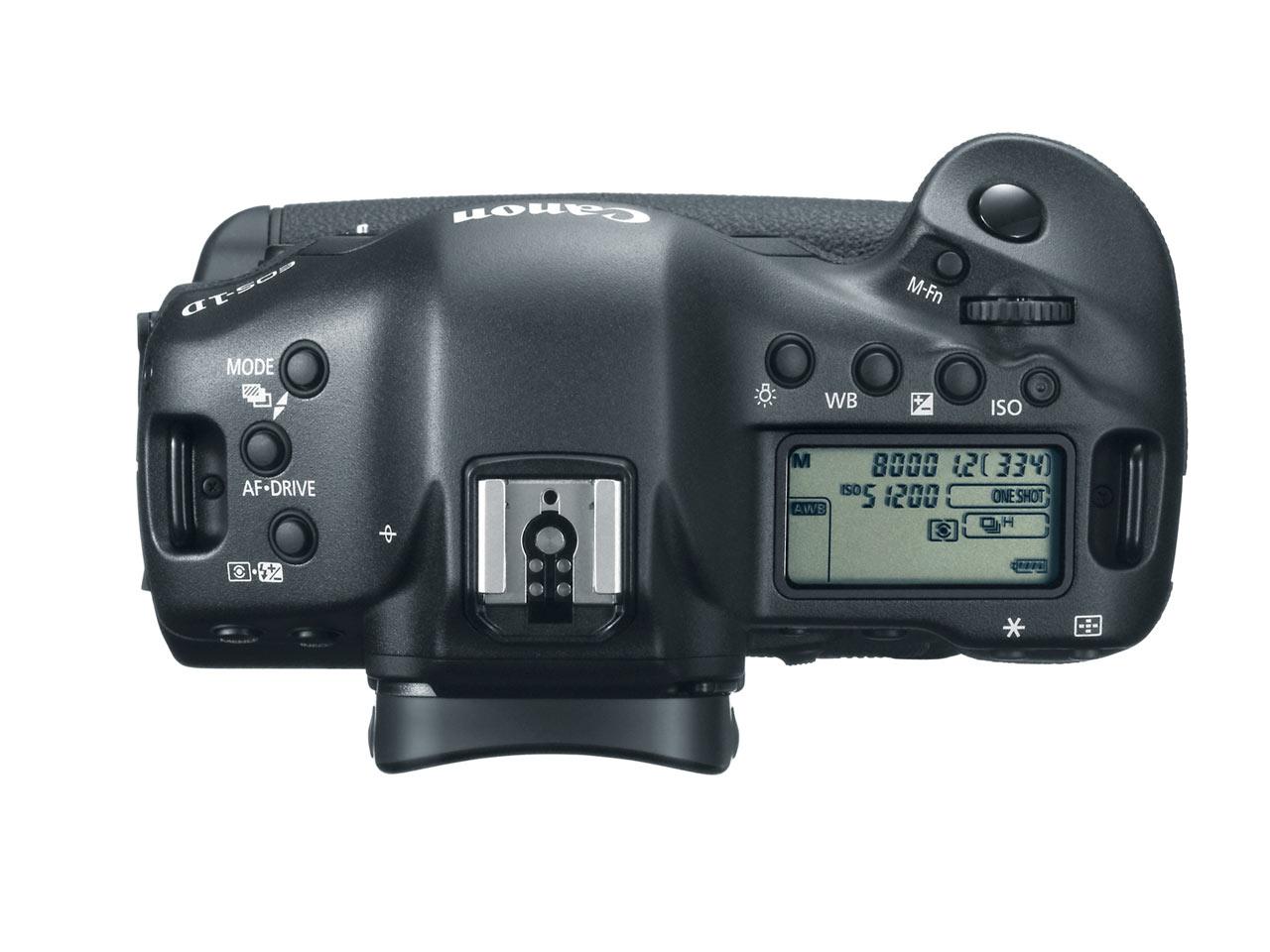 Tényleg mini-1D lesz az új Canon 7D?