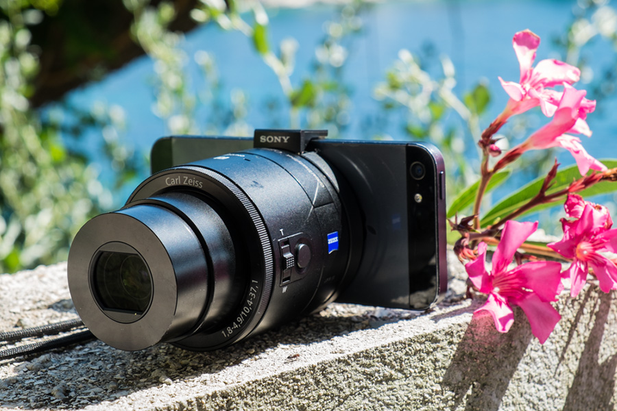 Teszt: Sony QX mobilra csatolható kamerák