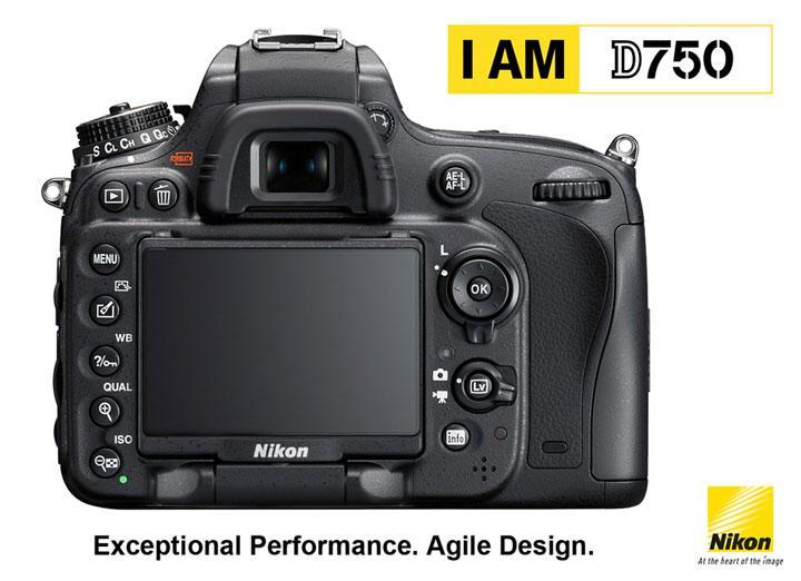 Nikon D750 ár és specifikációk a neten!