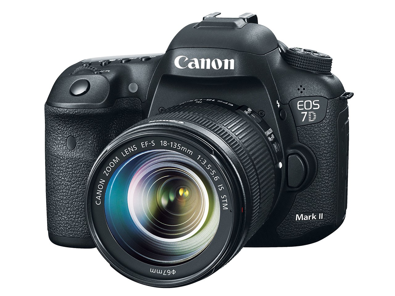 Erre vártatok olyan sokat: Canon EOS 7D Mark II