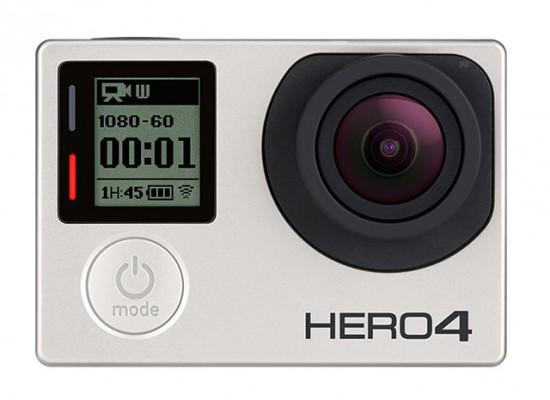 Jön a GoPro Hero 4