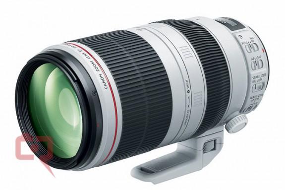 Jövő héten jön az új Canon 100-400L