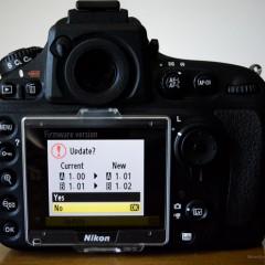 Komoly firmware frissítési lehetőség jön Nikon gépekhez