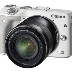 Canon M3 MILC, nagyszenzoros kompakt, és új 50-es várható