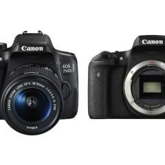 Canon 750D és 760D is jön – ketté válik a belépő kategória