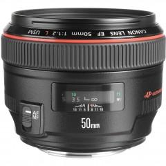 Beismerte lassúságát a Canon, jön az 50/1.2L II