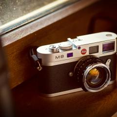 Leica M8 első benyomások