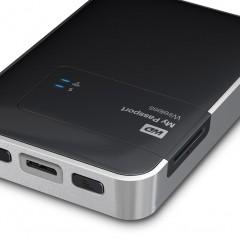 Újabb hasznos kütyü: WD My Passport Wireless