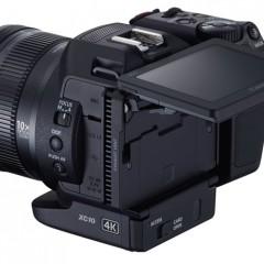 Hibrid 4K kamerát mutatott be a Canon