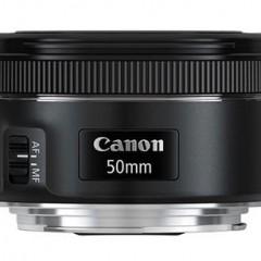 Íme a Canon EF 50mm f/1.8 STM