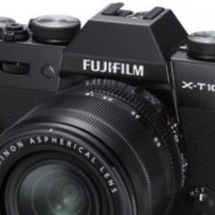 Hamarosan érkezik a Fujifilm X-T10