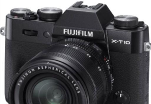 Fuji-X-T10-camera