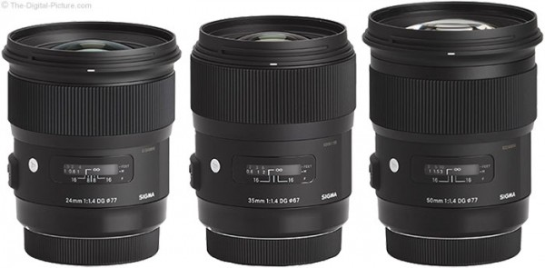 Sigma-Art-Lens-Family