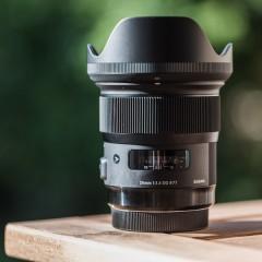 Teszt: Sigma 24mm f/1.4 DG ART fixobjektív