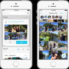 A Facebook Moments app privát képmegosztást tesz lehetővé