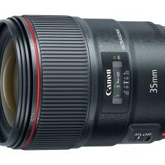 Meg is jött a Canon 35L II, egy fél esküvő áráért