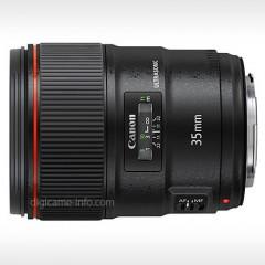 Nem kell sokáig várni a Canon 35/1.4L II-re