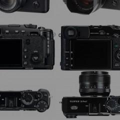 Lassan mindent tudunk az új Fujifilm gépekről