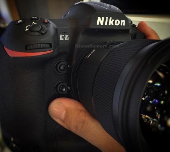 Nikon-D5-DSLR-camera-leak-550x492