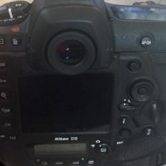 Újabb Nikon D5 fotók