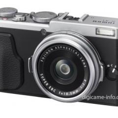 Itt a Fujifilm X100 kistesója