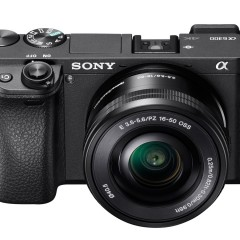 Bemutatták a Sony a6300 mirrorlesst és a G-Master szériás obikat