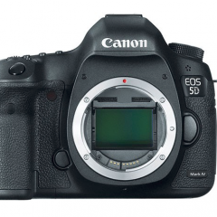 *FRISSÍTVE* Canon 5D Mark IV specifikációk