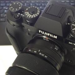 Ezt nem fogod elhinni: kikerült a Fuji X-T2 az eBayre!