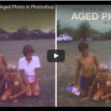 Hogyan javítsunk meg egy régi fotót?