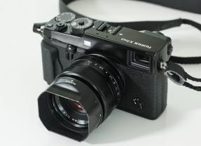Teszt: Fujifilm X-Pro 2