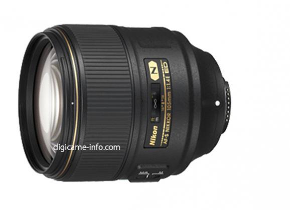 Nikon 105mm f/1.4 augusztusban!