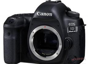 5D Mark IV teljes speclista, elérhetőség és árak