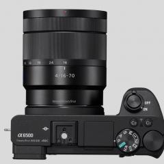 A Sony bemutatta az a6500 MILCet, és az RX100 Mark V kompaktot