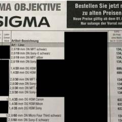 Közel 30%-kal is drágulhatnak a Sigma obik Európában