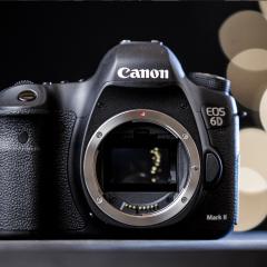 Canon 6D Mark II specifikációk