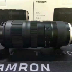 Beelőz a Tamron: jön az új 70-200/2.8 VC USD