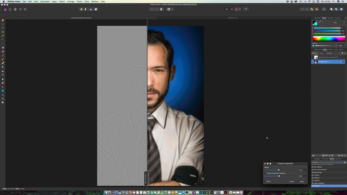 1adf5664b0f1 Affinity Photo - első benyomások a Photoshop kihívójáról - FotóSarok ...