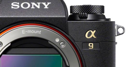 Elindult a Sony a9 szállítása
