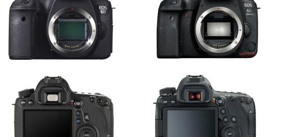 Vágy, vagy háborgás tárgya? Ím' a Canon 6D Mark II