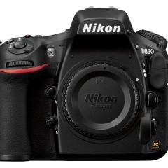 Jön a Nikon D820