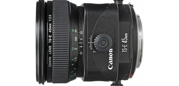Új Canon objektívek jönnek: 85L és tilt-shiftek