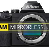 Minden jel a Nikon FF mirrorlessre mutat