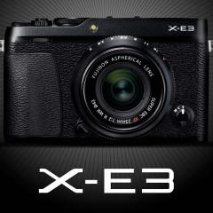 Bemutatták a Fujifilm X-E3-at, és egy makró obit
