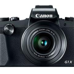 Ismét elkeserít a Canon. Itt a PowerShot G1X III