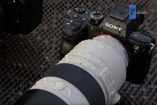 Elhasalt a Sony A7R III az időjárásállósági teszten