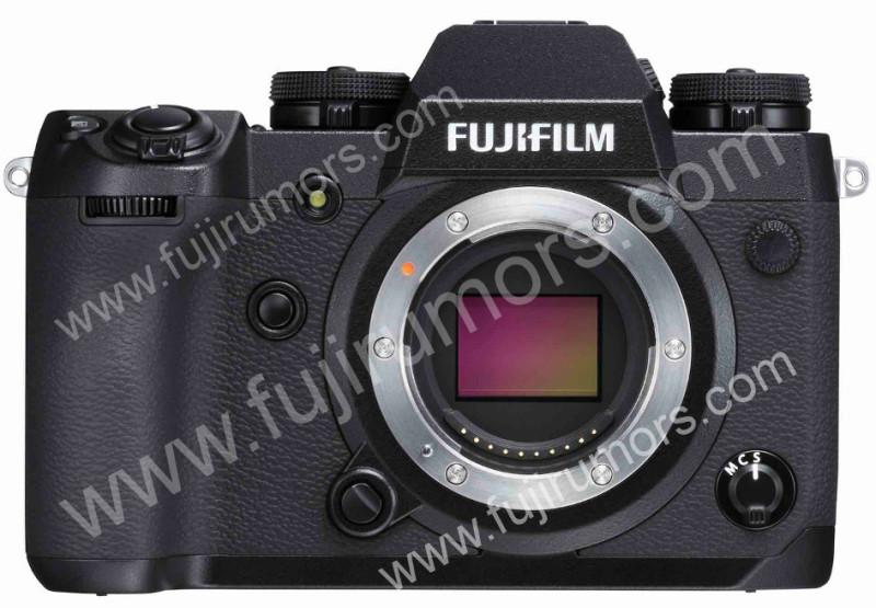 Fujifilm-X-H1-Front